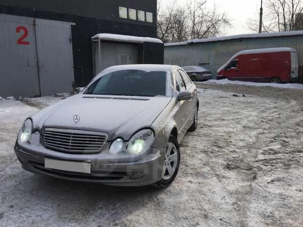 Mercedes-Benz E-Class, 2004 год, 435 000 руб.