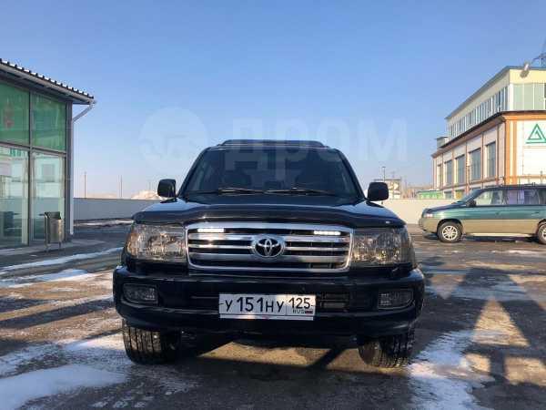 Toyota Land Cruiser, 2007 год, 1 560 000 руб.