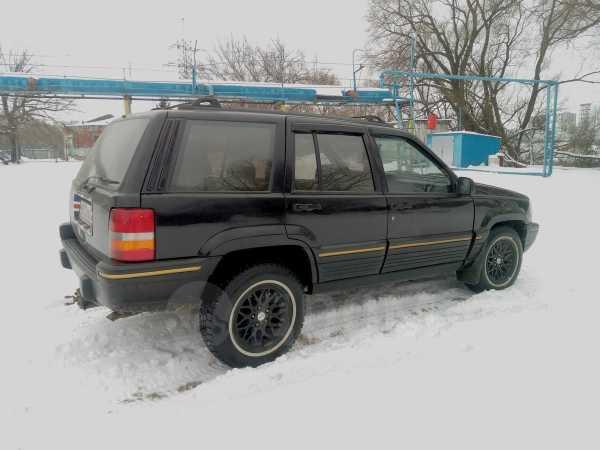 Jeep Grand Cherokee, 1994 год, 240 000 руб.