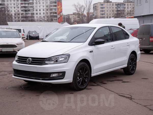 Volkswagen Polo, 2019 год, 943 400 руб.