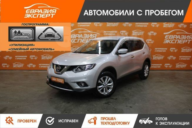 Nissan X-Trail, 2015 год, 1 155 000 руб.