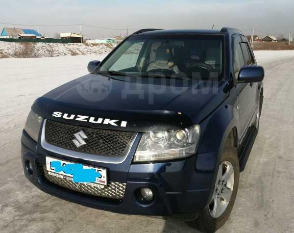 Suzuki Grand Vitara, 2005 год, 600 000 руб.