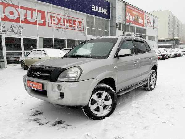 Hyundai Tucson, 2007 год, 486 999 руб.