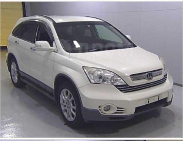 Honda CR-V, 2008 год, 333 000 руб.