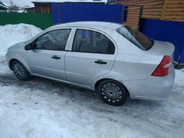 Chevrolet Aveo, 2007 год, 168 000 руб.