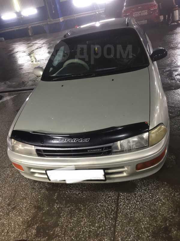 Toyota Carina, 1992 год, 139 999 руб.