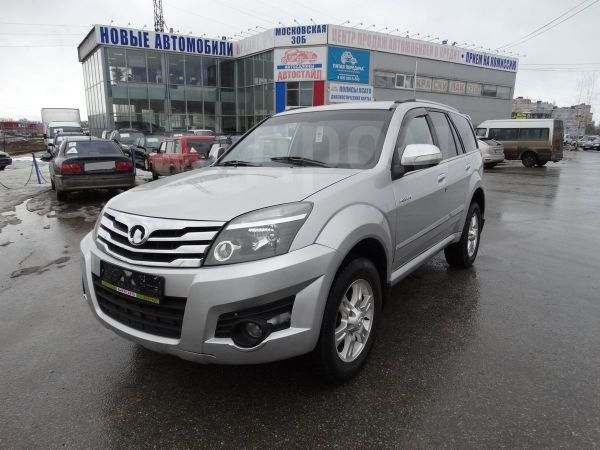 Great Wall Hover H3, 2013 год, 460 000 руб.