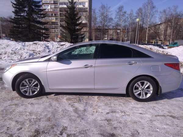 Hyundai Sonata, 2012 год, 530 000 руб.