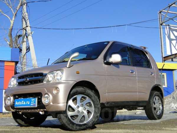 Daihatsu Terios Kid, 2003 год, 287 000 руб.