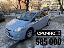 Хабаровск Prius 2011