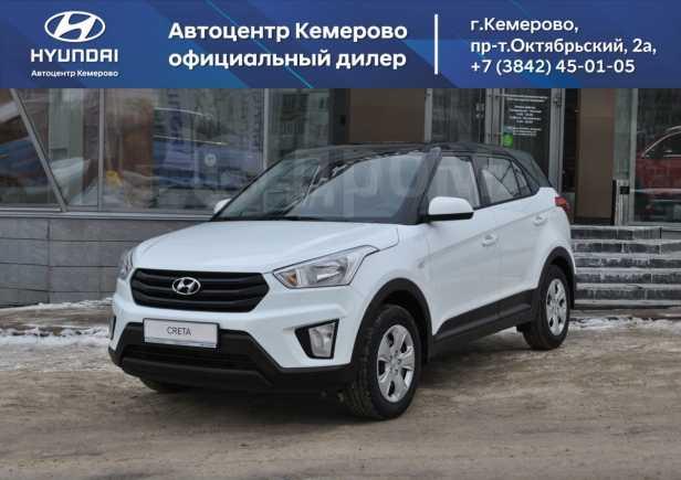Hyundai Creta, 2019 год, 958 000 руб.