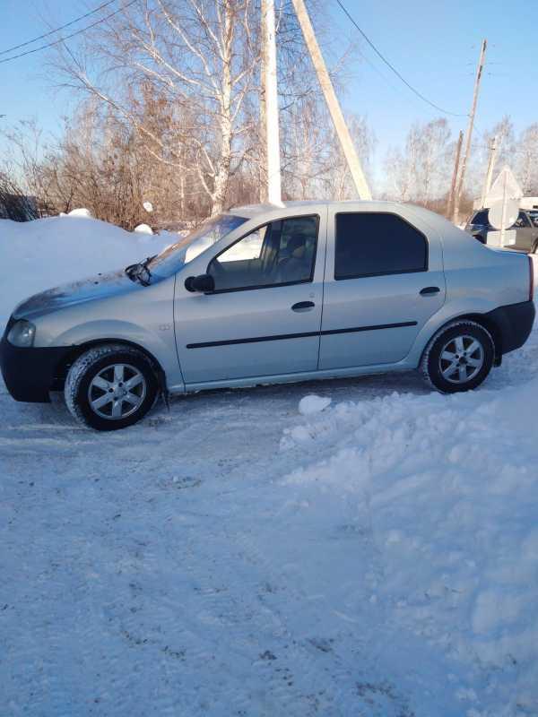 Renault Logan, 2007 год, 157 000 руб.