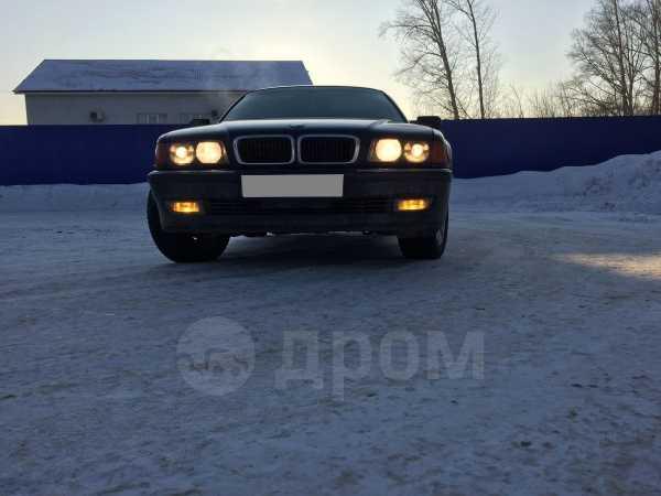 BMW 7-Series, 1990 год, 270 000 руб.