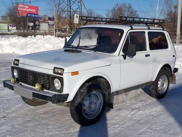 Лада 4x4 2121 Нива, 1998 год, 185 000 руб.