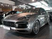 Москва Cayenne Coupe 2020
