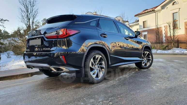 Lexus RX200t, 2017 год, 2 997 000 руб.