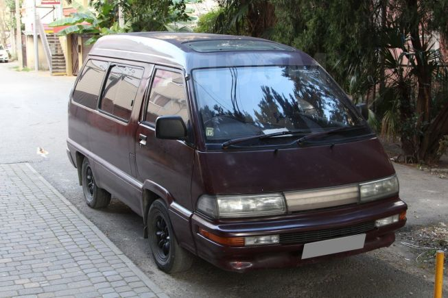 Toyota Master Ace Surf, 1990 год, 140 000 руб.