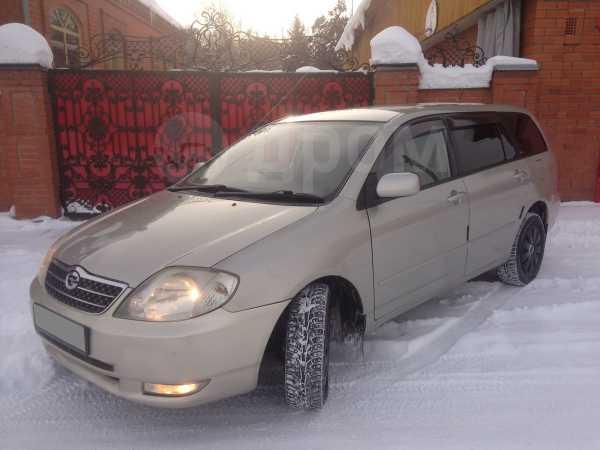 Toyota Corolla Fielder, 2000 год, 285 000 руб.