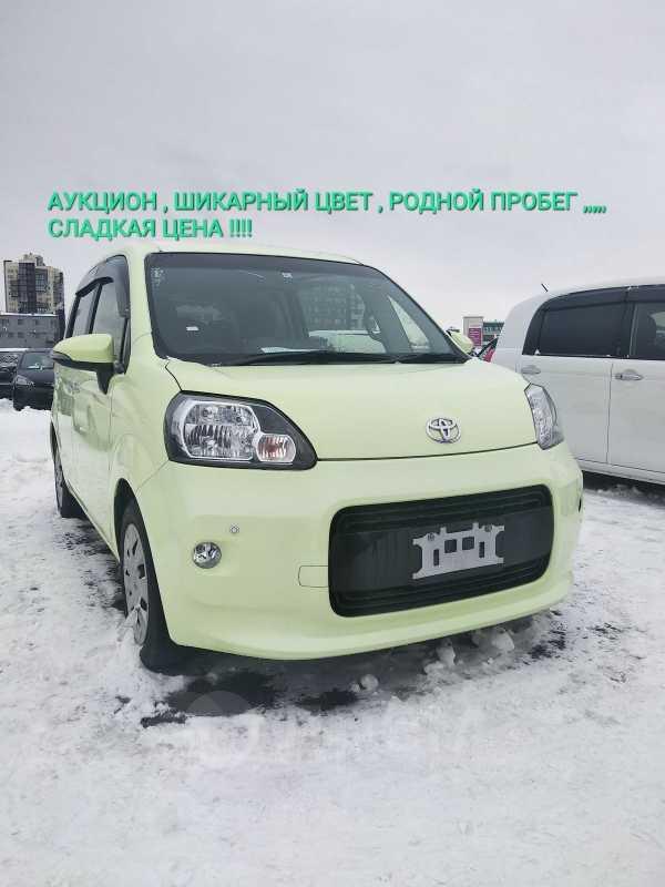 Toyota Porte, 2014 год, 595 000 руб.