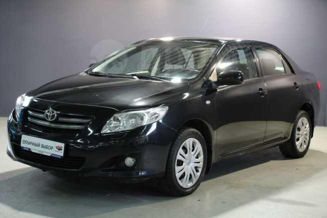 Toyota Corolla, 2008 год, 369 000 руб.