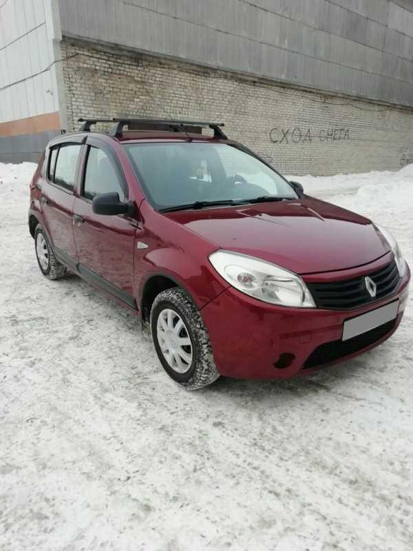 Renault Sandero, 2013 год, 200 800 руб.