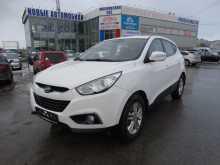 Липецк Hyundai ix35 2013