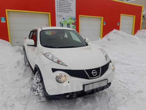 Nissan Juke, 2013 год, 610 000 руб.