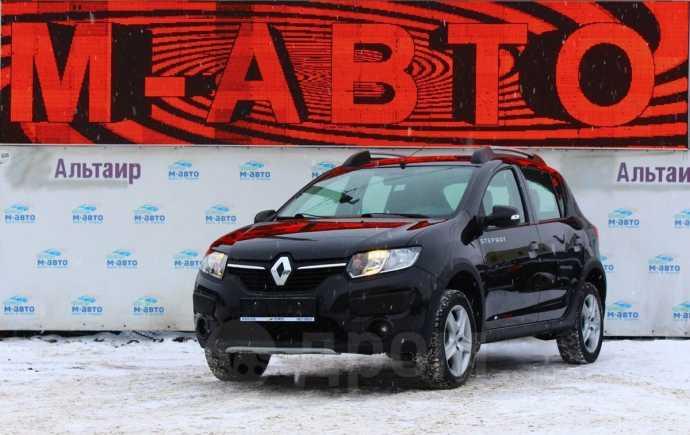 Renault Sandero Stepway, 2014 год, 535 000 руб.