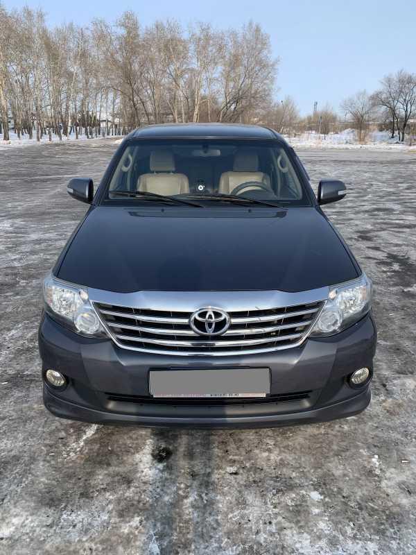 Toyota Fortuner, 2011 год, 1 490 000 руб.