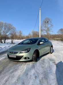 Хабаровск Astra GTC 2011