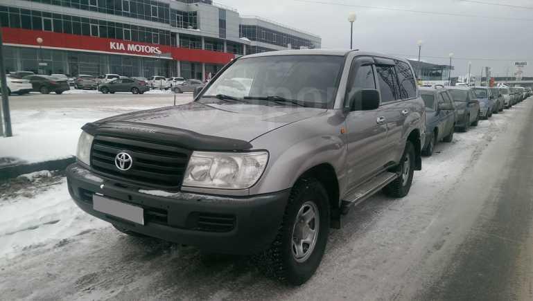 Toyota Land Cruiser, 2005 год, 1 090 000 руб.