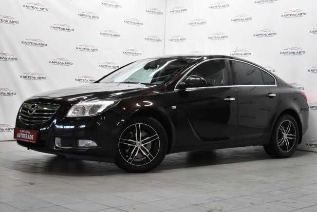 Opel Insignia, 2013 год, 599 000 руб.