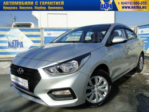 Hyundai Solaris, 2019 год, 887 000 руб.
