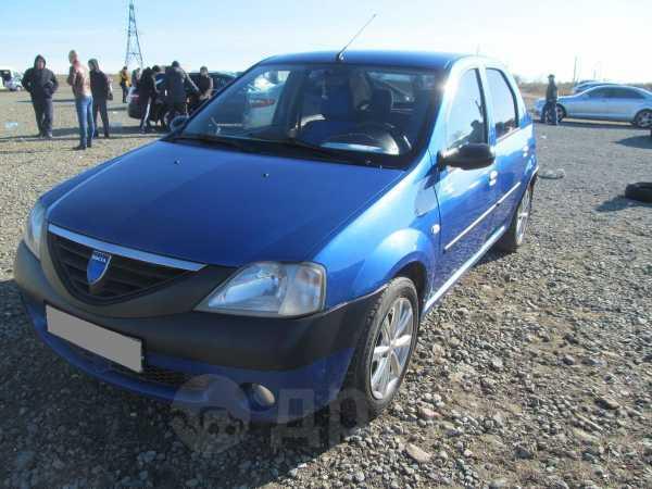Dacia Logan, 2006 год, 205 000 руб.
