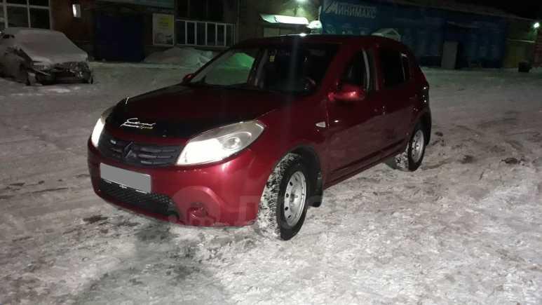 Renault Sandero, 2010 год, 330 000 руб.