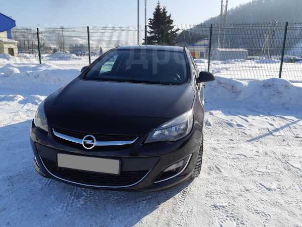 Opel Astra, 2014 год, 630 000 руб.