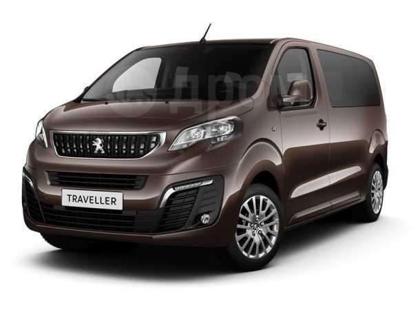 Peugeot Traveller, 2019 год, 2 189 900 руб.