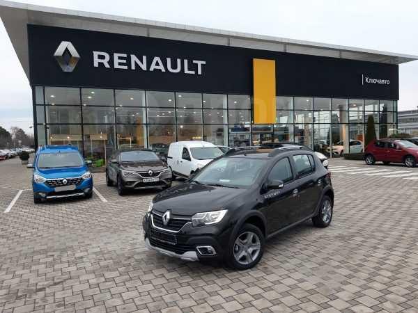 Renault Sandero Stepway, 2019 год, 790 000 руб.