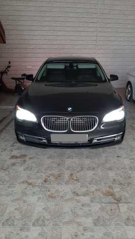 Полтавская BMW 7-Series 2011