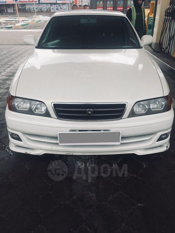 Toyota Chaser, 2000 год, 505 000 руб.