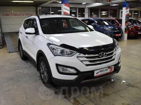 Hyundai Santa Fe, 2014 год, 1 125 000 руб.