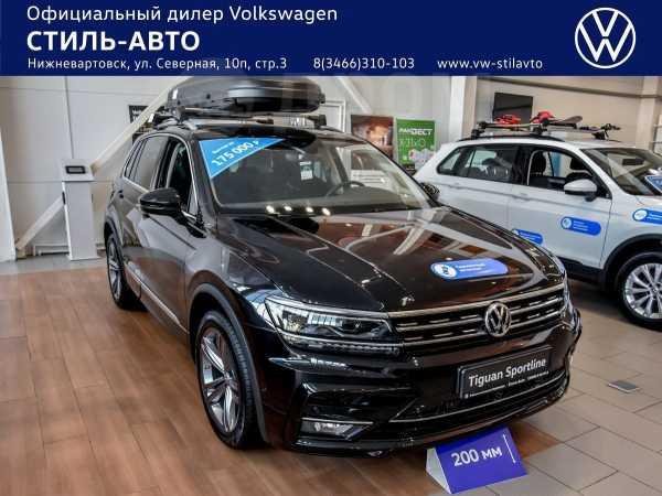 Volkswagen Tiguan, 2019 год, 2 745 500 руб.