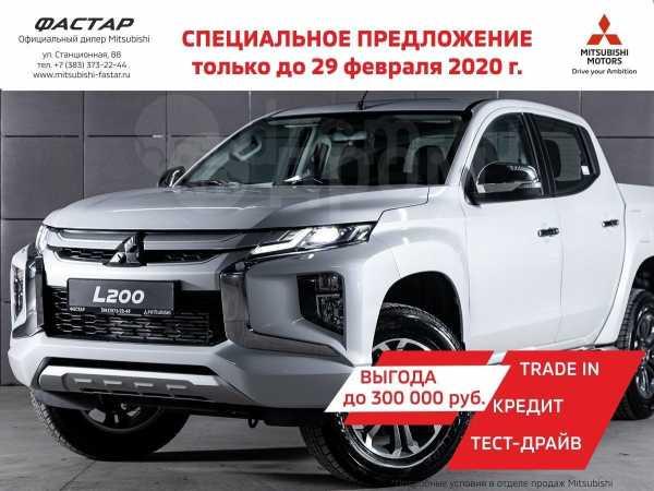 Mitsubishi L200, 2019 год, 2 529 000 руб.