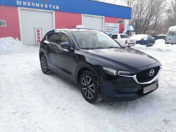 Mazda CX-5, 2017 год, 1 799 000 руб.
