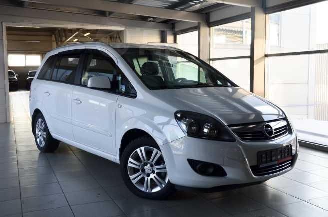 Opel Zafira, 2012 год, 587 000 руб.