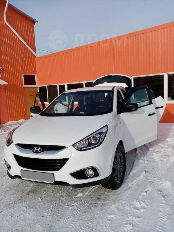 Hyundai ix35, 2015 год, 900 000 руб.