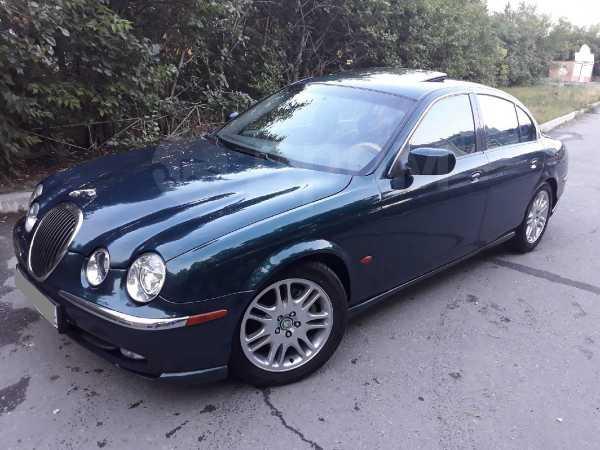 Jaguar S-type, 2001 год, 299 999 руб.