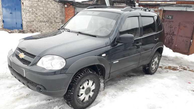 Chevrolet Niva, 2015 год, 370 000 руб.