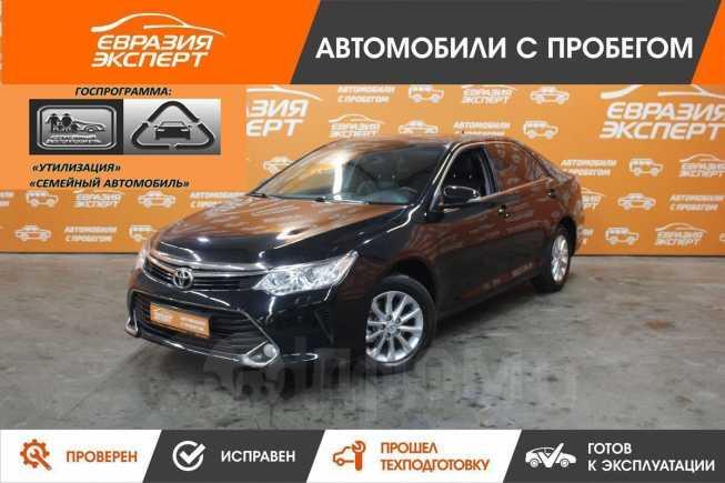 Toyota Camry, 2017 год, 1 373 000 руб.