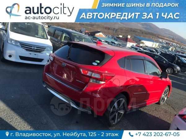 Subaru Impreza, 2017 год, 1 090 000 руб.